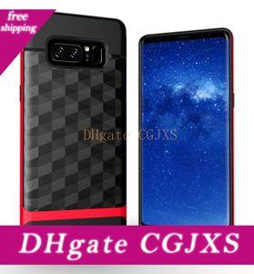 2 In 1 armatura Defender Custodia antiurto Hyrid Casi Cell Phone copertura per la galassia S7 Inoltre J7 J5 Huawei P10 P10 Inoltre Lite Xiaomi 6 2