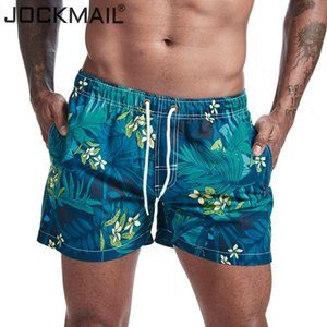 Printed Pattern Men's Beach Short Swim Shorts Surfing Men's Board Shorts Swimwear Mens Running shorts