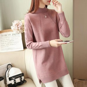 Cheap wholesale new summer Hot selling womens fashion casual warm nice Sweater L395 Drop Shipping
