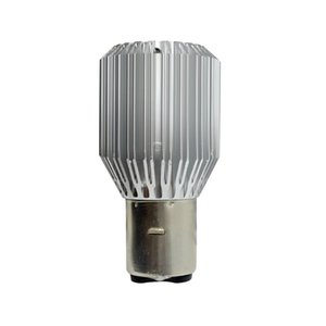2Pcs 80W COB 28SMD Motorcycle Headlight Spot Light Fog Driving Lamp White