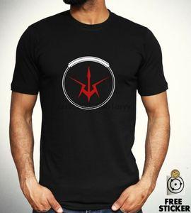 Code Geass T-shirt con logo Lelouch Eye Ribellione Tee Anime giapponese regalo Top Mens