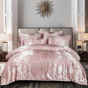 Bonenjoy Comforter Cover Sets Single Queen King Size parure de lit Floral Pattern Bedding Set For Adult Quilt Covers Bedclothes