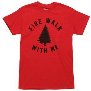Twin Peaks Fire Walk With Me-Erwachsen-T-Shirt