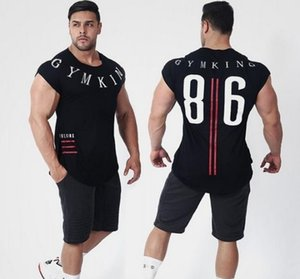 Ebaihui 2020 New Sports T-shirt pour hommes Casual hommes manches courtes Round Neck Spring 100% coton en cours de remise en forme à manches courtes T119