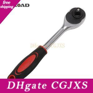 1 개 고품질 CRV 4분의 1 드라이버 (24 개) 치아 확장 개폐식 래칫 렌치 도구, 알렌 헤드 토크 렌치와 고무 손잡이