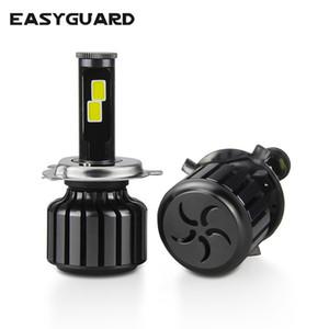 EASYGUARD M1H4 LED headlight double beam long lifespan waterproof 12800LM 96W