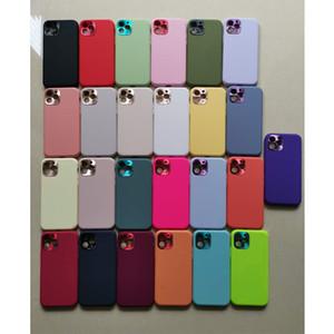 Protection de l'appareil photo téléphone concepteur de silicone pour iPhone 11 cas 11 pro 11 cas pro max