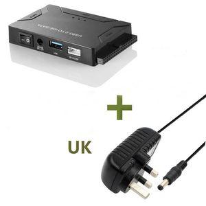 3 3 0,0 Sata Ide Ata Veri Adaptör İçin Pc Dizüstü 2 .5 3 .5 HDD Sabit Disk Sürücüsü Usb 1'de