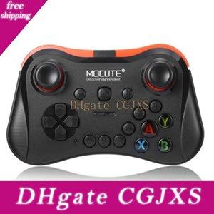 Titular Mocute 056 Bluetooth Gamepad Controller Android Vr joystick inalámbrico móvil Joypad Para Pubg teléfono inteligente Smart TV Box PC