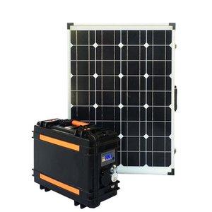 2000w fornecimento de energia de soldar gerador estação portátil energia eléctrica painel solar