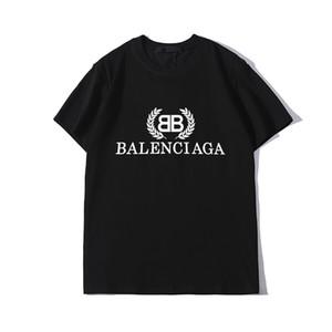 Mens Luxury Designer camiseta listrada Letter Printing T Shirt Designer T Homens Mulheres camisa de manga curta Tees Tamanho S-XXL # 54619 colheita palpite topo