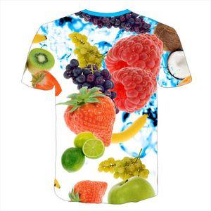 Lemon Fruit Pattern 3D Printed T Shirt Women 2020 Summer Tops New Mens Womens Casual Funny Vogue Aesthetic Tshirts Plus Size 6Xl