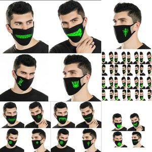 Karanlık Neopren Face Maskeler Satın Le etmek Kafatası Glow Büyük İşçilik Goedkoopste Sıcak Satış İyi Ucuz Web Siteleri Maske