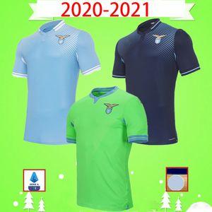 JOHNNY 19 20 Lazio soccer jersey football shirt 2019 2020 SS ACERBI futbol forması LUIS ALBERTO camiseta GAYRİMENKUL SERGEJ maillot J.CORREA Futbol forması