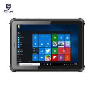"""태블릿 PC 원본 KSCOST K1081 Windows 10 견고한 IP67 방수 10 """"Z8350 4GB RAM 64GB ROM NFC 4G LTE U-Blox M7N GPS UHF"""