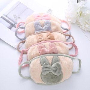 New Designer face masks Keep Warm in Winter Christmas Cotton Mask dustproof Breathing valve Face mask PM2.5 cycling mask