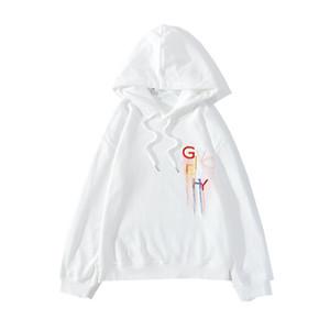 хлопок DESIG г.г. Кофта с длинным рукавом футболка для мужчин черного балахона моды Марки Top толстовки осень весна Medusa одежда свитера