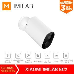 version IMILAB EC2 Camera Wireless With Battery Remote voice intercom Outdoor IP66 Waterproof Alarm Connectable Mi Home
