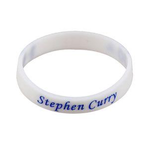 Stephen Curry Signature Bracelets Sports Silicone Bracelet Personalized Bracelet Gym Fitness Elastic Bracelets For Fans Free1471