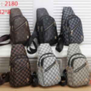 heißen neuen Mens Designer Waist Taschen Mode Luxus Crossbody Beutel Male chestbag Fanny Pack Outdoor Marke Chest Aktentasche 2020816K