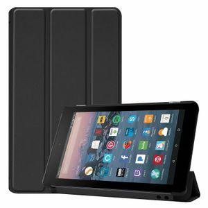 Manyetik Trifold Kılıf Tablet için Kindle Fire HD7 2017 2019 Yangın HD8 2017 2018 180pcs / Lot cgjxs