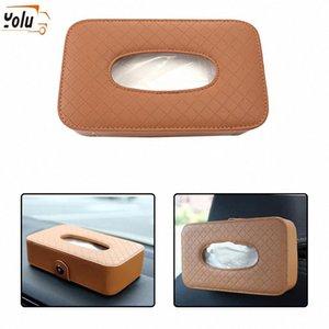 YOLU козырька стул Висячие Тип автомобиля Внутри с Tissue Box креативного автомобилей Поставки Tissue Paper Tray Коричневый Бежевый 7EVd #