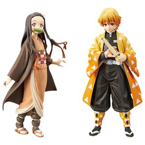 Demon Slayer Figures Cute Demon Slayer Figures Demon Slayer Character model Children gift Collection Decoration PVC