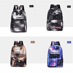 Fishstick Fortnite Starry Sky крепость Ночь Рюкзак рыба Стики рюкзак Saltwater Satchel Schoolbag Популярные игры рюкзак Спортивная школа B # 327
