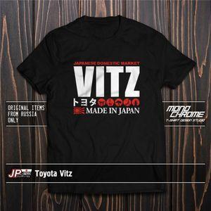 Tişörtlü Toyota Vitz XP10 XP90 XP130 1NZ FE 2NZ FE RS