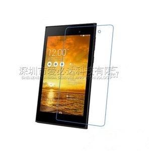 9H LCD Temperli Cam İçin Asus Memo Pad 7 ME572 C / CL Tablet PC Yok Parmak İzi Ekran Koruyucu HD Koruyucu Film