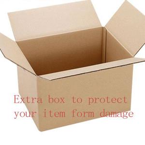 KG Magasin de bricolage Vêtements frais de boîte supplémentaire