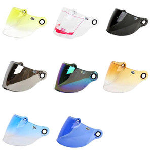 YOHE Half face Motorcycle Helmet Lens Visor YH-836 YH-837 Universal original lenses Visors Made of PC