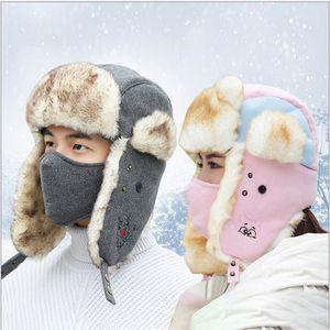 Warm hat skier riding rider hat 2020 winter super hot fashion casual