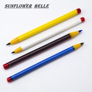 Moins cher crayon de couleur en verre Dabber 5 pouces style en verre Pyrex DABBER outil main Couleurs Dabble verre Bong haute qualité Dab Rig Livraison gratuite