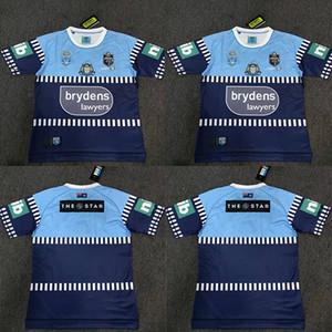최고의 품질 웨일스어 홀든 nswrl 2019 2020 NRL 국가 럭비 리그 뉴 사우스 웨일즈 기원 럭비 저지 2020 NSWRL 홀튼 유니폼 셔츠