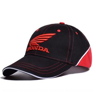 Honda Outdoor-Sport spitz nach oben nach oben Baseball Herren-Winter-Outdoor-Sport Hut Schirmmütze Radmütze