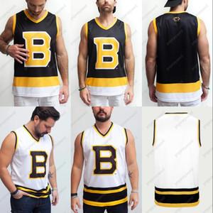 Boston Bruins réservoir Jersey Zdeno Chara Tuukka Rask David Krejci Brad Marchand Jake DeBrusk David Pastrňák Torey Krug Patrice Bergeron Maillots