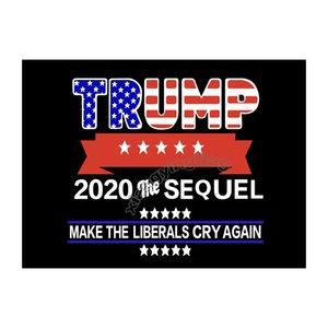 Бесплатная доставка по оптовой цене завода 100% полиэстер 90 * 150см 3х5 FTS Trump 2020 Флаг Баннер украшения Крытый или вне двери