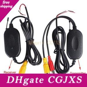 2 .4g Adaptateur sans fil Module émetteur sans fil et récepteur pour DVD de voiture Vue arrière Caméra Parking Caméra de recul