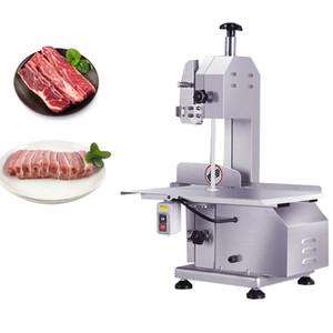 Hogar de escritorio Bone Saw máquina Trotón del cerdo de carne y chuletas de cordero sierra alta calidad eléctrica Bone Saw Machine