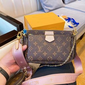 Borse Moda Multi Pochette Accessoires Portafogli da donna preferiti mini 3pcs pochette accessori borse a tracolla borsa crossbody L7