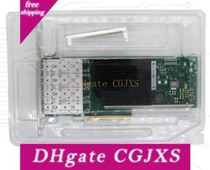 Pour Intel X710 -Da4 4 -Port de Sfp Pcie 3 .0 X8 10Gbps Carte réseau Ethernet
