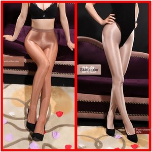Ps7I2 hQc8X 100D thickened reflective roommate socks women's nightclub dance performance sexy non-transparent stockings stockings pantyhose s