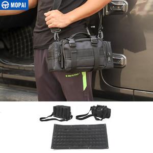 MOPAI Stowing Tidying for Wrangler 1997-2020 Car Storage Bag Organizers Tool Bag for Wrangler TJ JK JL 1997-2020