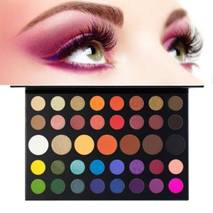 Newest Makeup Palette Beauty Glazed Eyeshadow 39 Colors Eye Shadow Color Fusion Rainbow Palette Matte Shimmer Eyeshadow Free Shipping