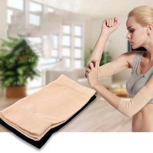 Женщины Совместного Разогрева Колено поддержки Brace сжатие рукав боль дышащей Бесшовная спорта Arm протектор для артрита