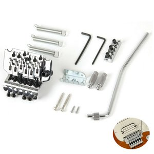 Floyd Rose Lic Tremolo Bridge Double Locking System For Electric Guitar Parts