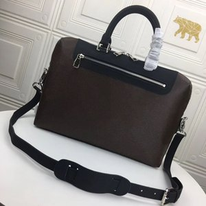 M54019 Classic Handbag Dust Serial Fashion Briefcase Messenger Business Outdoor Bag Flower Trip Men Number Fnoex