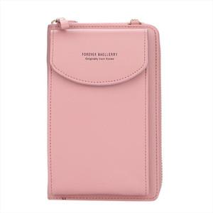 Women Wallets Small Fashion Brand Leather Purse Girls Ladies Card Bag For Women 2020 Clutch Women Female Purse Money Clip Wallet