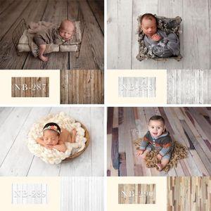 Photography Backdrop Newborn Baby Shower Birthday Party Wood Floor Children Photo Background Decor Photocall Photo Studio Banner